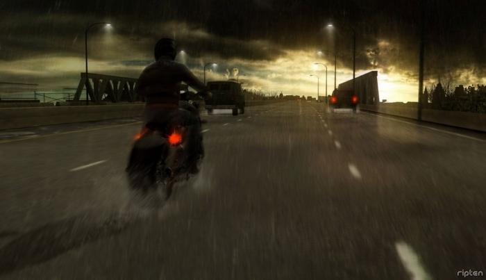 Διαγωνισμος με δωρο Playstation 3 και Heavy Rain