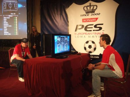 Διαγωνισμος PES League 2010 Athens Αθηνα Τουρνουα Pro Evolution Soccer