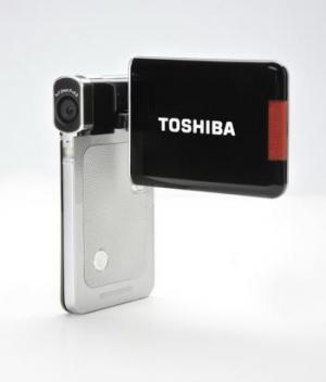 Διαγωνισμος με δωρο βιντεοκαμερες Toshiba Camileo