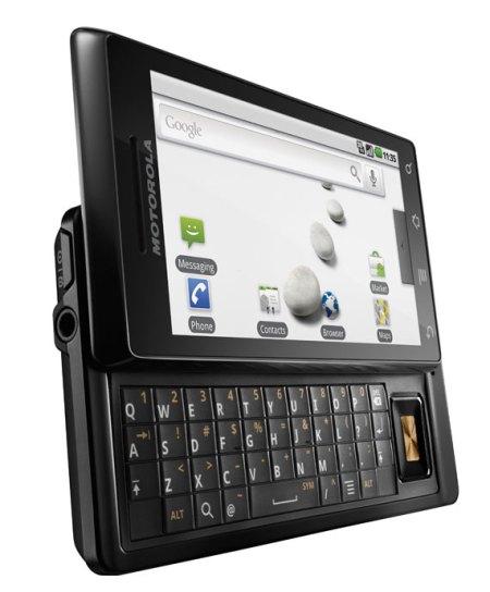 Διαγωνισμος με δωρο κινητο Motorola Milestone απο το Techblog και τη WIND