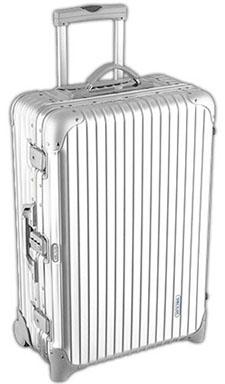 Διαγωνισμος με δωρο βαλιτσες Rimowa trolley cases απο τη Lufthansa