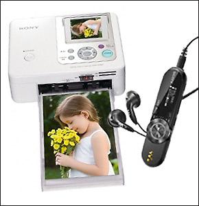 Διαγωνισμος με δωρα SONY Walkman και SONY Photo printer